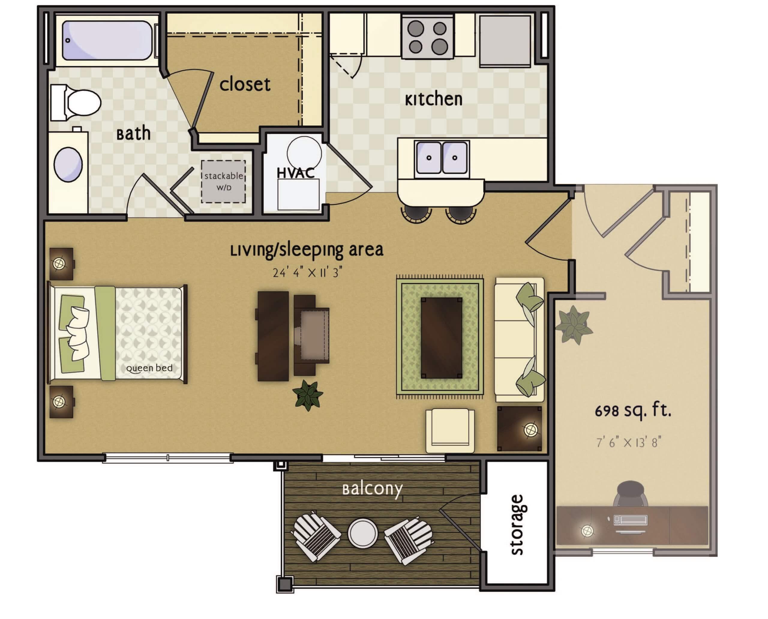 Floor Plan Harrison Hills By Broadmoor Broadmoor
