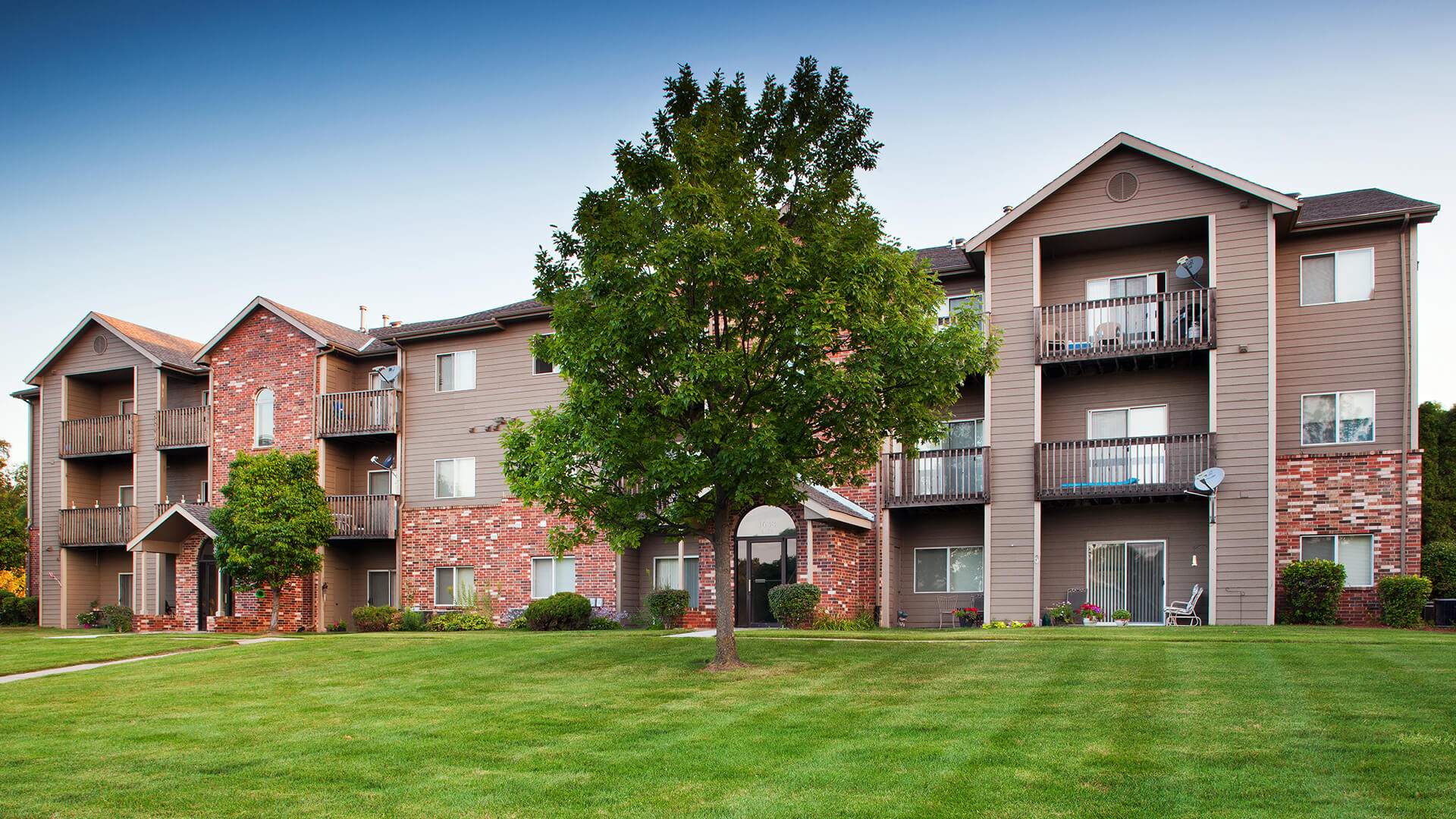 Barrington Park By Broadmoor Apartments In Sioux City