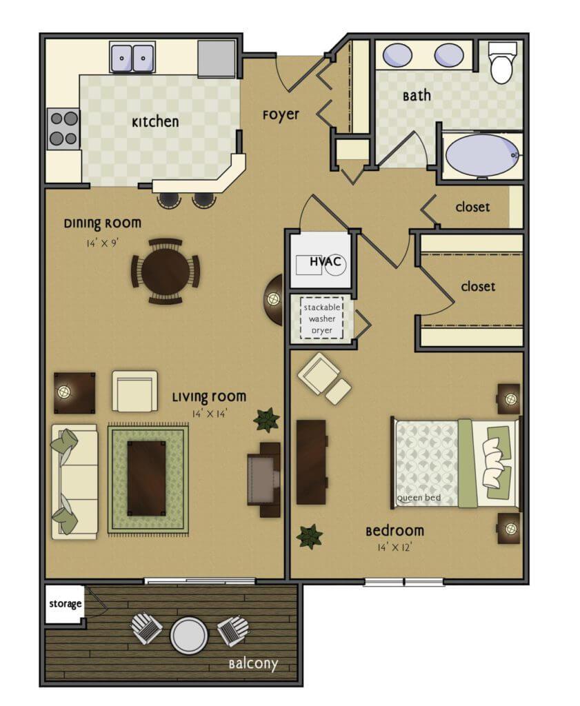 Grayhawk 1 bedroom scaled e1600220350929