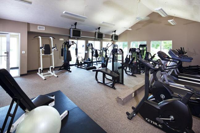 OldCheney Gym