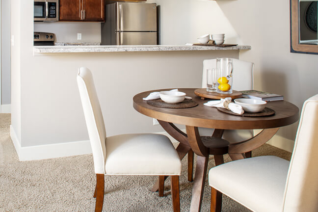 Wycliffe Dining Nook