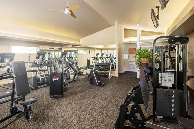 Wycliffe Gym