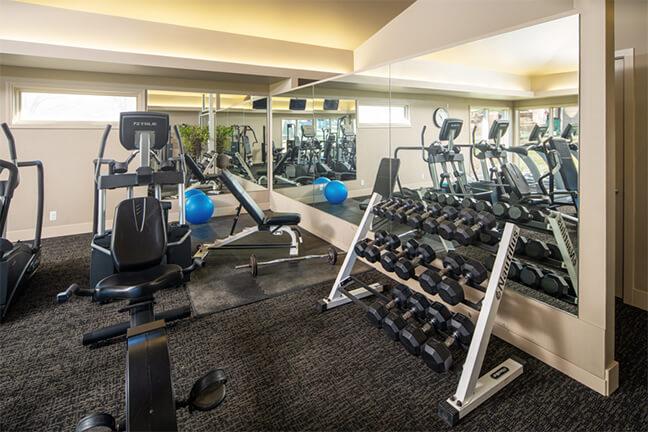 Wycliffe Gym 2