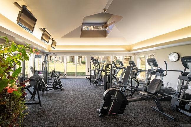 Wycliffe Gym 3