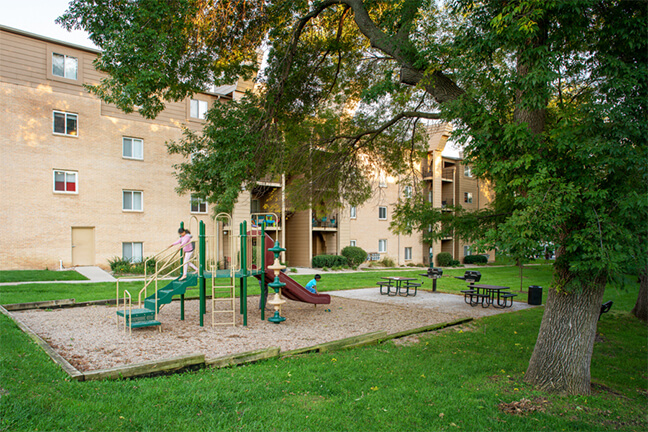 Wycliffe Playground